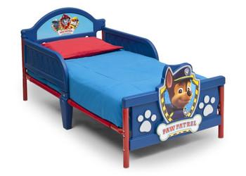 PAW Patrol Plastic 3D Toddler Bed