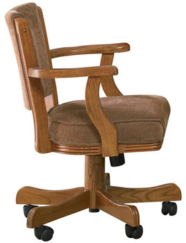 Coolidge Oak Arm Chair