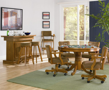 Coolidge Oak Arm Chair