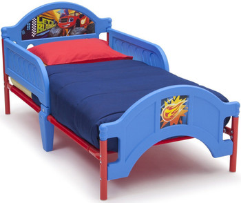 Blaze and the Monster Machines Toddler Bed