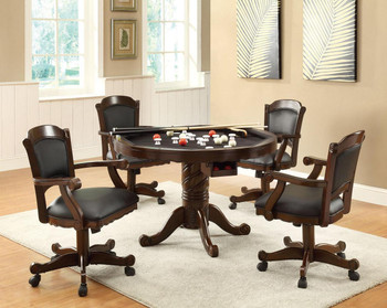 Turk Tobacco 3-in-1 Game Table 5pc. Set
