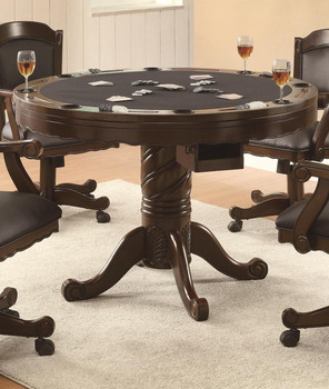 Turk Tobacco 3-in-1 Game Table