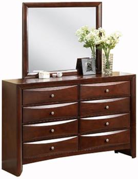 Watson Brown Dresser & Mirror