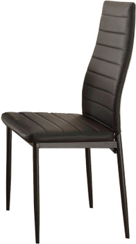 Anik Black Chair