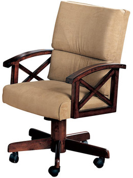 Montclare Arm Chair with Casters