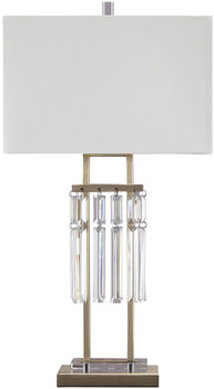 "Helmz 30""H Table Lamp"