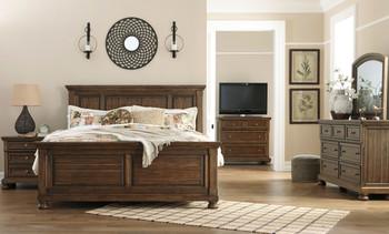 Belton Panel Bed