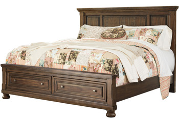 Belton Panel Storage Bedroom Set