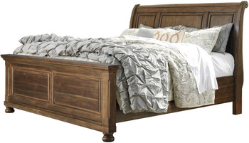 Belton Sleigh Bedroom Set