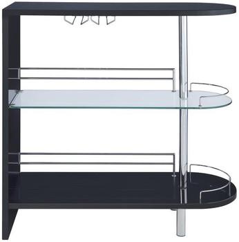 Neo Gloss Black Bar Unit