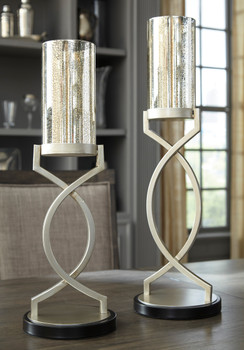 Ogala Candle Holder Pair