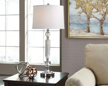 """Denique 32""""H Table Lamp"""