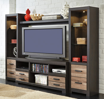 Newton Entertainment Center