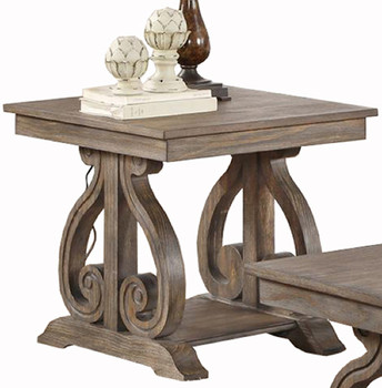 Athil End Table