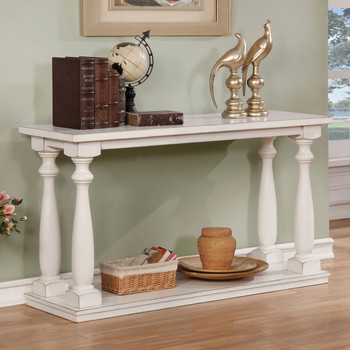 "Gizelle 54"" Wide Sofa Table"