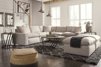 Karine Modular 5 Pc Sectional