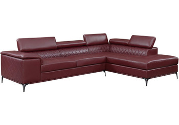 Granby Red Sectional
