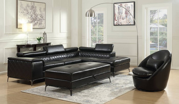 Granby Black Sectional