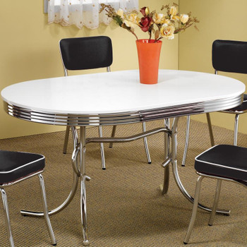 Bel Air Oval Dining Table