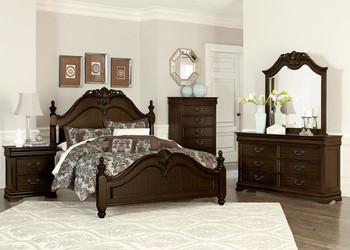 Eulalia Bedroom