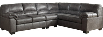 Bronco Slate Large Sectional
