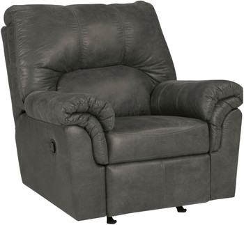 Bronco Slate Rocker Recliner