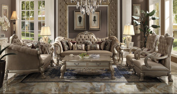 Ackerley Bone Sofa & Loveseat