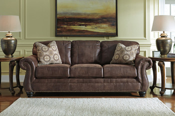 Gibraltar Espresso Queen Sofa Sleeper