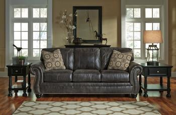 Gibraltar Charcoal Sofa