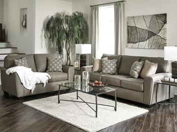 MAKEILA Cashmere Living Room Set