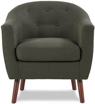 Keo Dark Gray Arm Chair