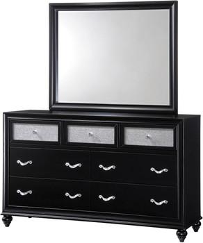 Montague Dresser & Mirror