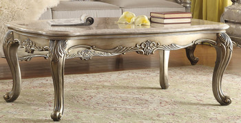 Cecile Genuine Marble Coffee Table