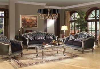 Antoinette Platinum Sofa