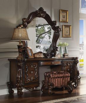Chapelhill Cherry Vanity Dresser & Mirror