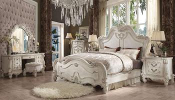 Chapelhill White Bedroom Set