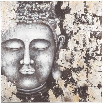 "ENLIGHTENED Buddha 40"" Wide Wall Art"