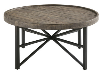 Clay Round Coffee Table