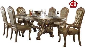 ACKERLEY Gold 7 Piece Dining Set
