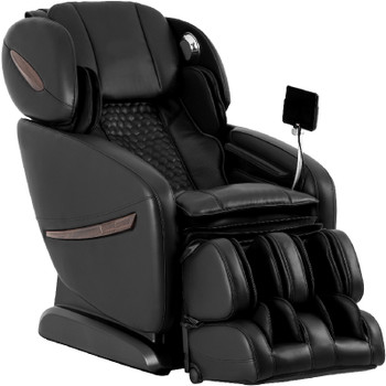LS Pro Black Zero Gravity Heated Massage Chair
