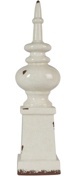 "Howell 24.5"" Height Finial"