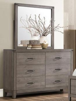 Jordan Dresser & Mirror