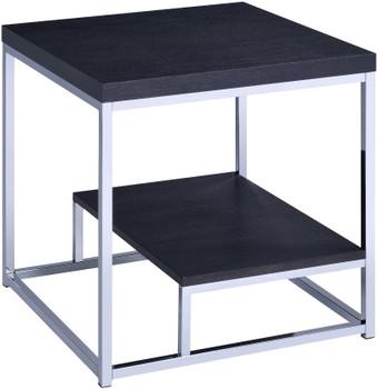 Modani Black Brown End Table