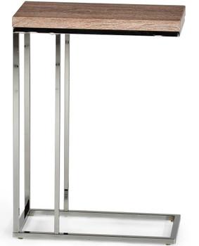 Modani Brown Chairside End Table