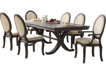 Arzelle 7 Piece Dining Set
