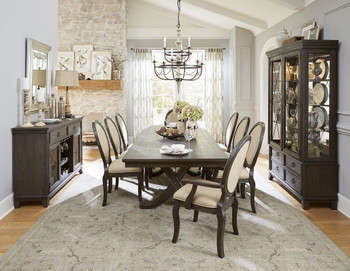 Arzelle 7 Piece Dining Set