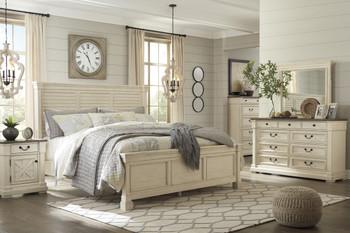 FLEMING Louvered Bedroom Set