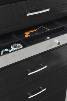 Karizma Chest with Jewelry Drawer