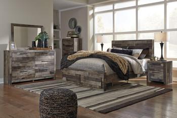 Taylor Platform Bedroom