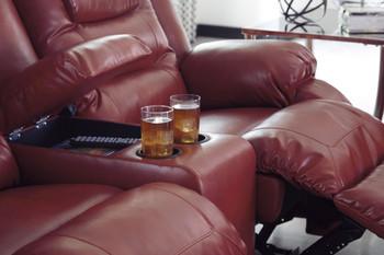 Holten Garnet Reclining Livingroom